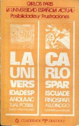 UNIVERSIDAD ESPAÑOLA ACTUAL