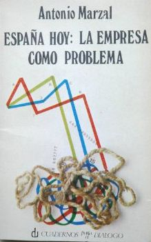 ESPAÑA HOY : LA EMPRESA COMO PROBLEMA