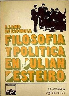 POLÍTICA Y FILOSOFÍA EN BESTEIRO