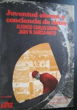 JUVENTUD OBRERA Y CONCIENCIA DE CLASE