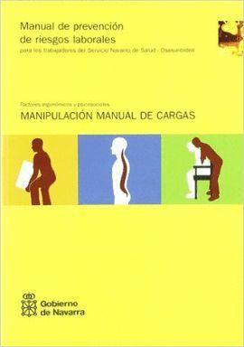 MANUAL DE PREVENCIÓN DE RIESGOS LABORALES PARA LOS TRABAJADORES DEL SERVICIO NAV