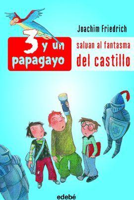 SALVAN AL FANTASMA DEL CASTILLO