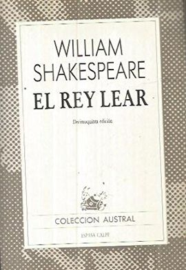 EL REY LEAR
