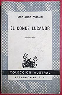 EL LIBRO DE PATRONIO E POR OTRO NOMBRE EL CONDE LUCANOR