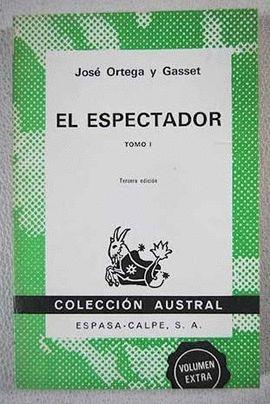 EL ESPECTADOR, VOL.I