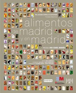 ALIMENTOS DE MADRID Y EN MADRID