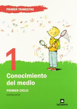 PROYECTO ESPIRAL, CONOCIMIENTO DEL MEDIO, 1 EDUCACIÓN PRIMARIA, 1 CICLO (ANDALUC