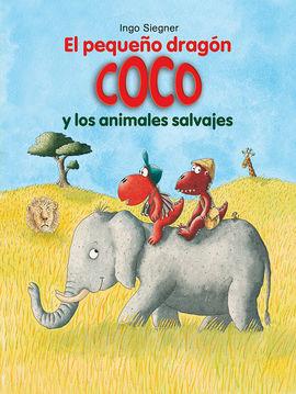 EL PEQUEÑO DRAGÓN COCO Y LOS ANIMALES SALVAJES