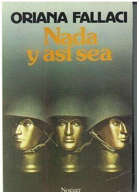 NADA Y ASI SEA