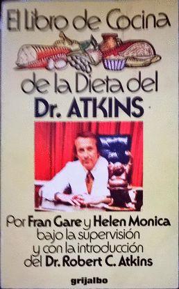 LIBRO DE COCINA DE LA DIETA DEL DR. ATKINS, EL