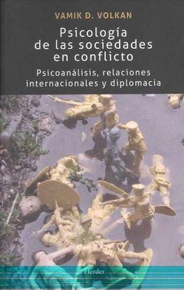 PSICOLOGÍA DE LAS SOCIEDADES EN CONFLICTO