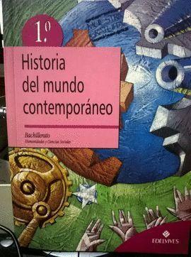 HISTORIA DEL MUNDO CONTEMPORÁNEO, HUMANIDADES Y CIENCIAS SOCIALES, 1  BACHILLERATO