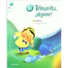 ANTOLOGIA DE TEXTOS 1º PRIMARIA (TELECUENTOS, ¿D¡GAME?