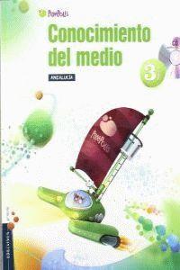 CONOCIMIENTO DEL MEDIO 3º PRIMARIA (ANDALUCIA)