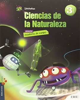 CIENCIAS NATURALES 3º PRIMARIA (ARAGON)
