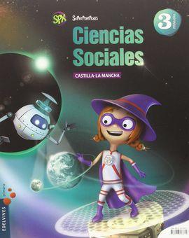 CIENCIAS SOCIALES 3º PRIMARIA (CASTILLA LA MANCHA)