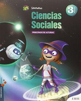 CIENCIAS SOCIALES 3º PRIMARIA (ASTURIAS)
