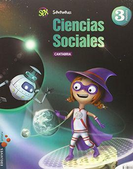 CIENCIAS SOCIALES 3º PRIMARIA (CANTABRIA)