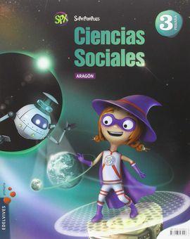CIENCIAS SOCIALES 3º PRIMARIA (ARAGON)