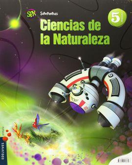CIENCIAS DE LA NATURALEZA 5º PRIMARIA + EL SECRETO DE LA MOMIA