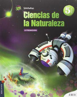 CIENCIAS NATURALES 5º PRIMARIA (EXTREMADURA)