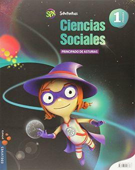 CIENCIAS SOCIALES 1º PRIMARIA (ASTURIAS)