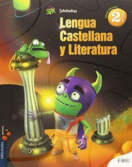 LENGUA CASTELLANA Y LITERATURA 2º PRIMARIA (TRES TRIMESTRES)