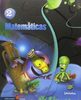 MATEMÁTICAS 2º PRIMARIA (TRES TRIMESTRES)