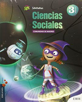 CIENCIAS SOCIALES 3º PRIMARIA (COMUNIDAD DE MADRID)