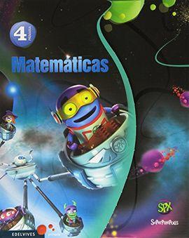 MATEMÁTICAS 4º PRIMARIA (TRES TRIMESTRES)