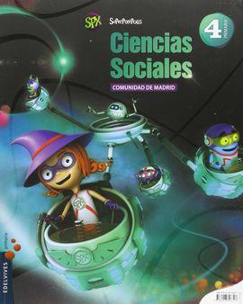 CIENCIAS SOCIALES 4º PRIMARIA- C. DE MADRID