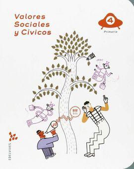 VALORES SOCIALES Y CÍVICOS 4º PRIMARIA