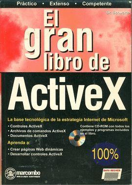 EL GRAN LIBRO DE ACTIVEX