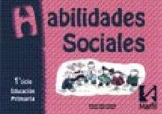 HABILIDADES SOCIALES - 1R CICLO EDUCACIÓN PRIMARIA