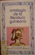 ANTOLOGÍA DE LA LITERATURA GUINEANA