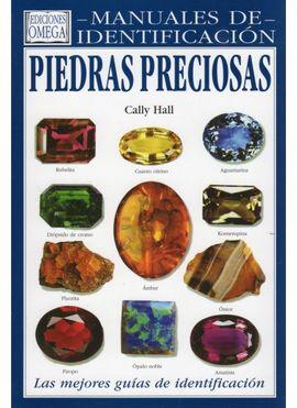 PIEDRAS PRECIOSAS.MANUAL IDENTIFICACION
