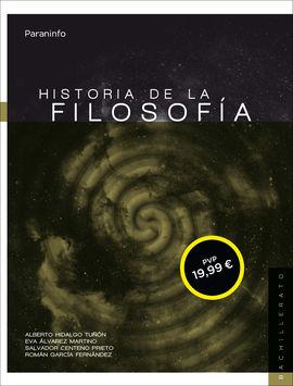 HISTORIA DE LA FILOSOFÍA 2º DE BACHILLERATO (LOMCE)
