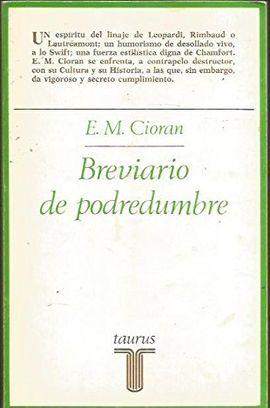 BREVIARIO DE PODREDUMBRE