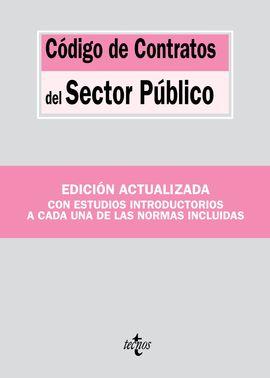 CÓDIGO DE CONTRATOS DEL SECTOR PÚBLICO
