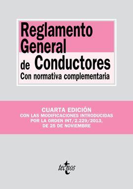 REGLAMENTO GENERAL DE CONDUCTORES