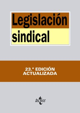 LEGISLACIÓN SINDICAL