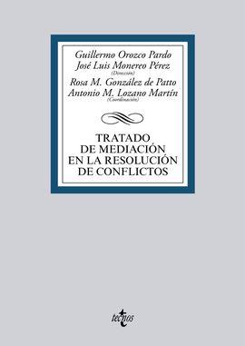 TRATADO DE MEDIACIÓN EN LA RESOLUCIÓN DE CONFLICTOS