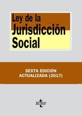 LEY DE LA JURISDICCIÓN SOCIAL