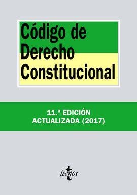 CÓDIGO DE DERECHO CONSTITUCIONAL