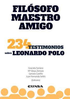 FILÓSOFO, MAESTRO Y AMIGO