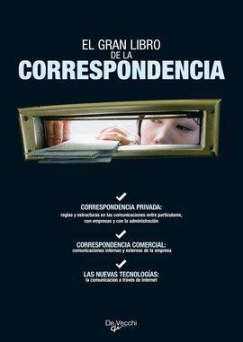 EL GRAN LIBRO DE LA CORRESPONDENCIA