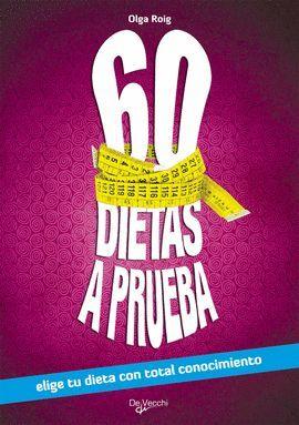 60 DIETAS A PRUEBA (NE)