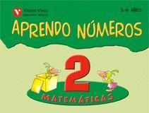 APRENDO NUMEROS CUADERNO 2 (5-6 AÑOS)