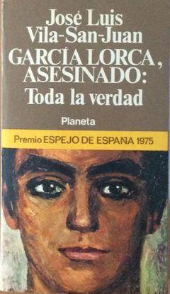 GARCIA LORCA ASESINADO