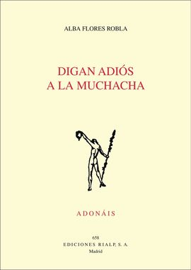 DIGAN ADIÓS A LA MUCHACHA